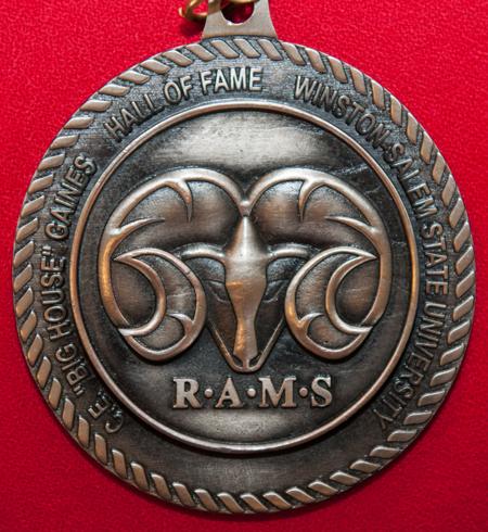 Hall of Fame Medallion