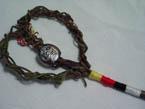 wisteria heart medallion