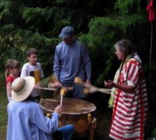 Mother Drum Sings