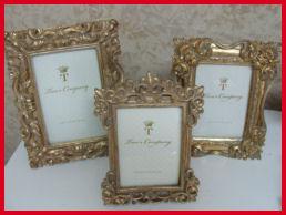 set 3 gold frames