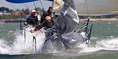 Anchor Challenge Nose Dive