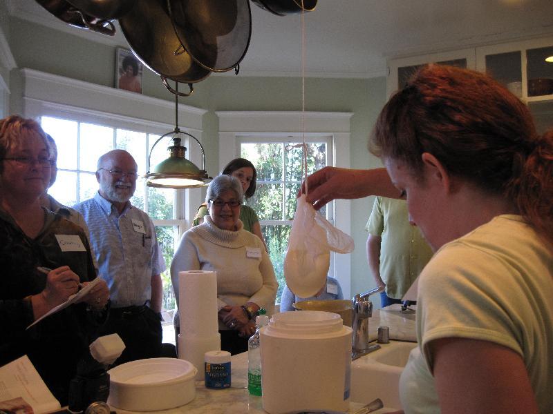 Cheesemaking Workshop 01