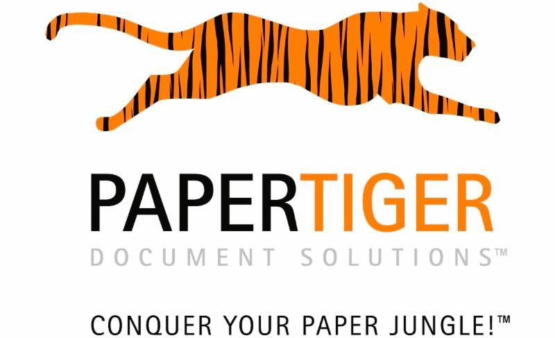 Paper Tiger Logo