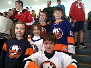 Islanders Game