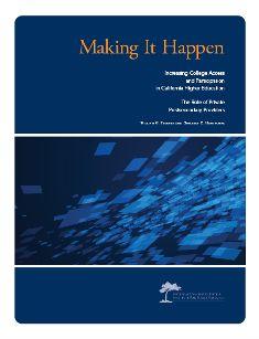 making it happen cover