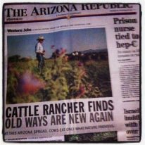 Double Check Ranch in AZ Republic