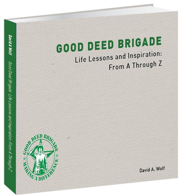Good Deed Brigade Book