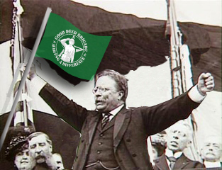 Theodore Roosevelt and the Good Deed Brigade