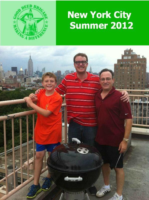 New York City Summer 2012