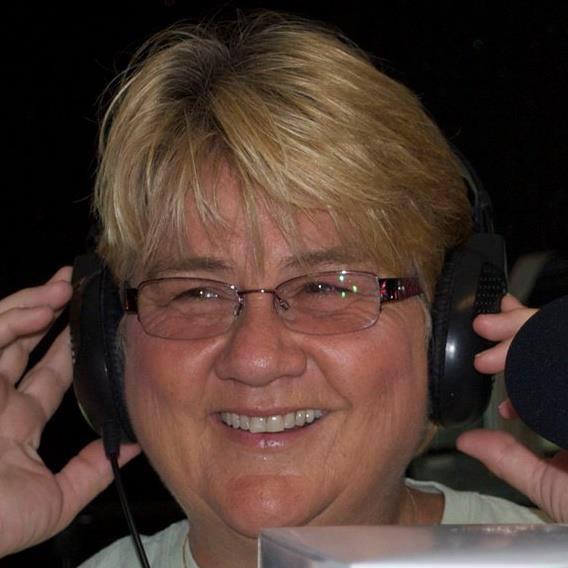 Malea Guirba on the Radio - Pie in the Sky