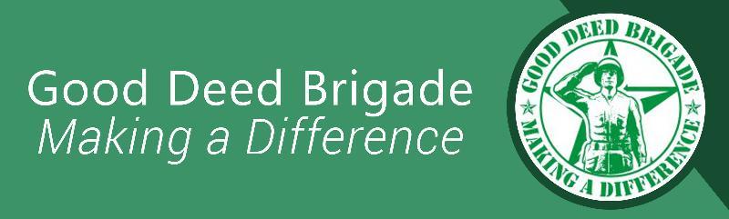 Good Deed Brigade for Constant Contact