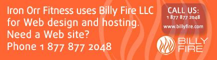 Billy Fire Logo