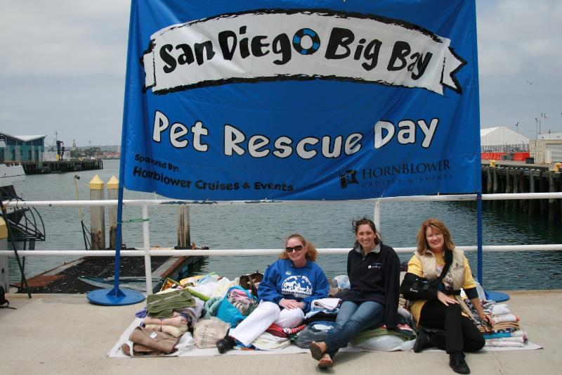 Hornblower Pet Rescue Day