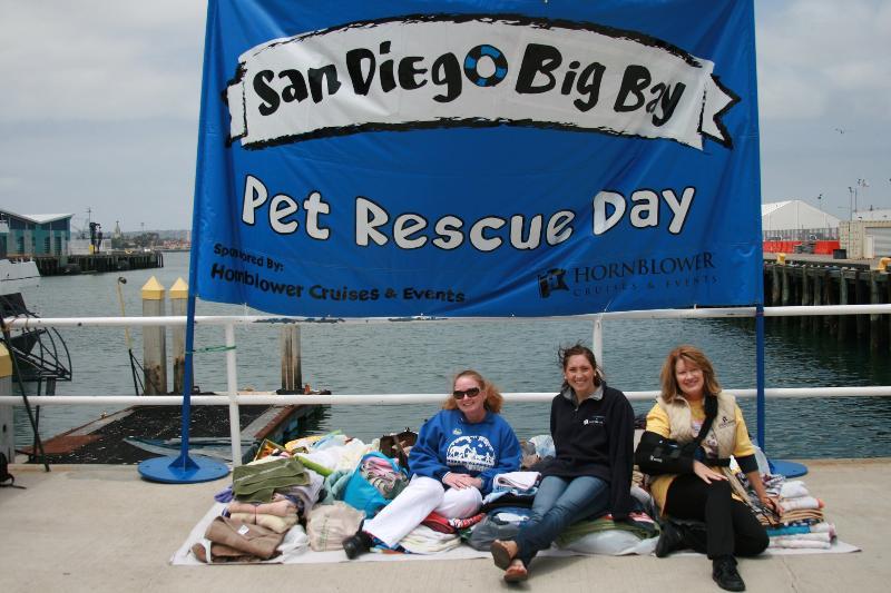 Hornblower Pet Rescue Day