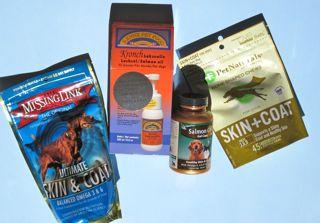 Skin & Coat Supplements