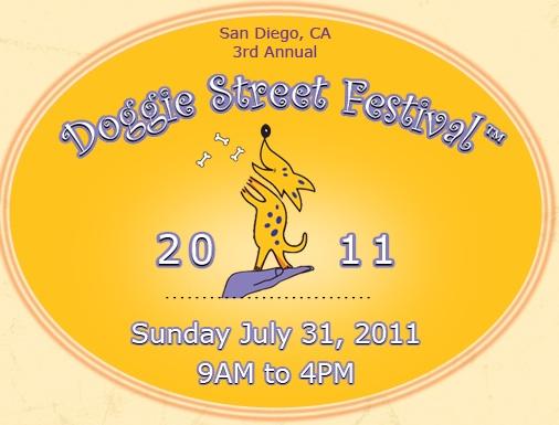 Doggie Street Festival Adoptions