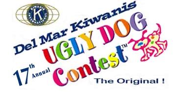Ugly Dog Contest logo design