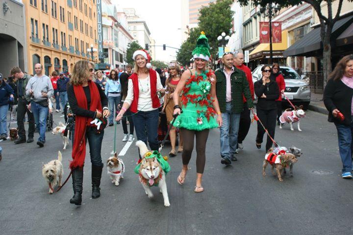 Gaslamp Pet Parade