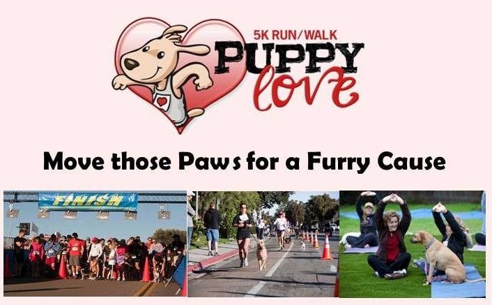 Puppy Love 5K Walk/Run