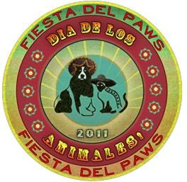 PAWS Fiesta logo