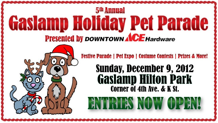 Gaslamp Holiday Parade