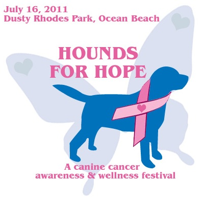 Lab Harbor Hounds for Hope Walk