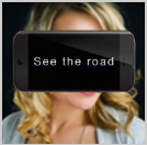 Distracted driving campaign