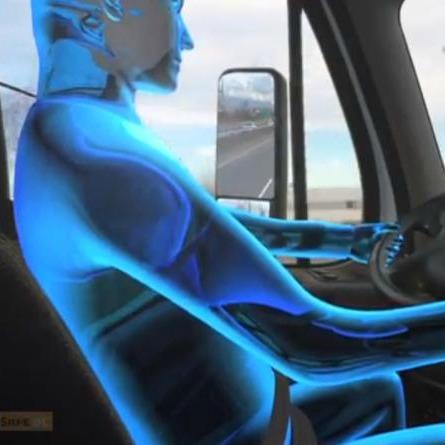 Ergonomics for truckers