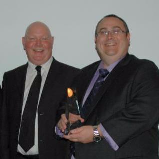 WSN staff with Kidd winners