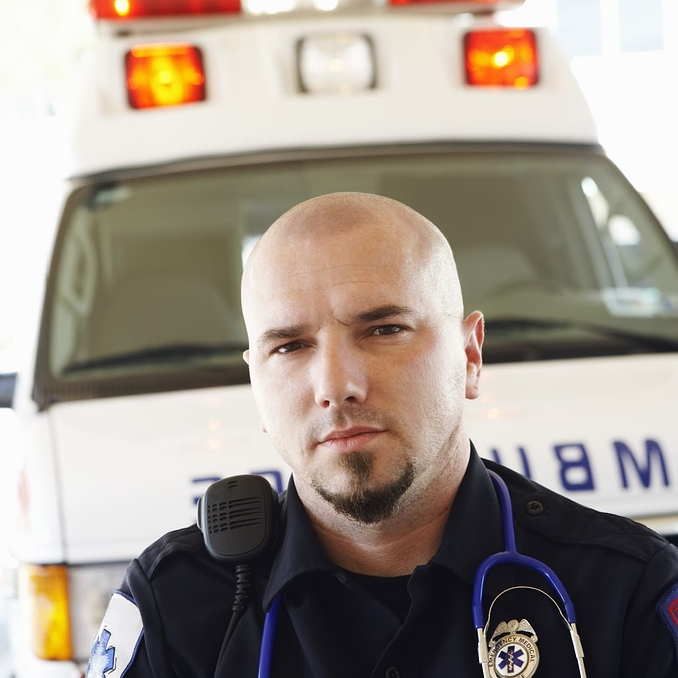 Ambulance-medic