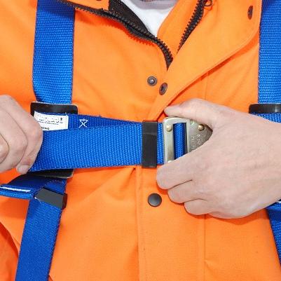 Fall arrest harness