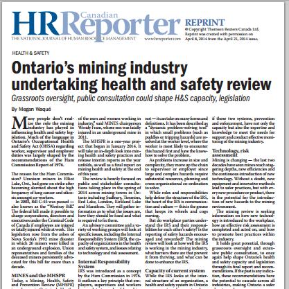 Thumbnail of mining article