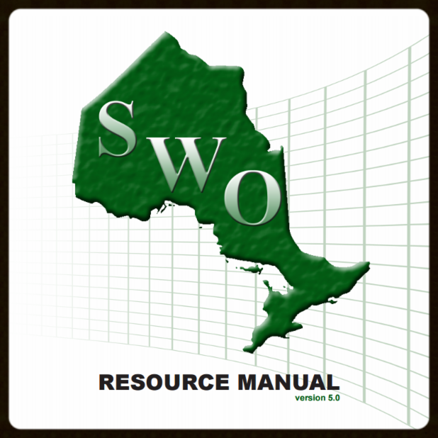 Cover of Safe Workplace Ontario resource manual