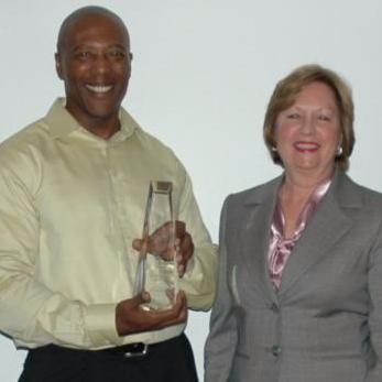 WSN staff with ACCO award winners
