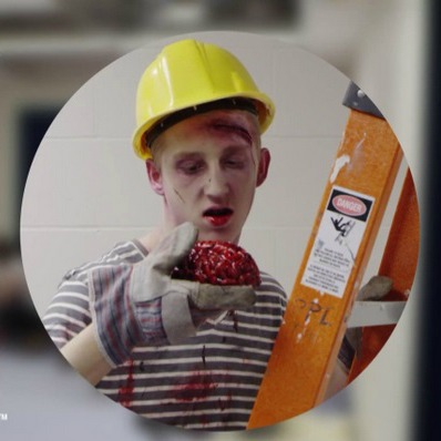 Zombies for Workplace Safety student video