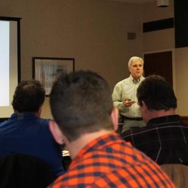 PPC presentation meeting T Welton