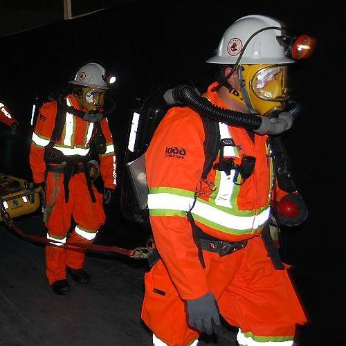 2013 Ontario mine rescue competition - Kidd