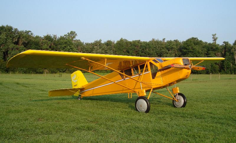 Curtiss Robin on field