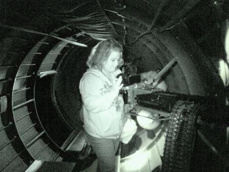 nightFlight guest explore B-17 102811