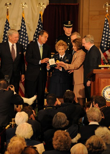 Photo of March 10 Ceremony in Washington D.C.