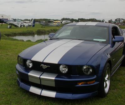 Mustangs & Mustangs
