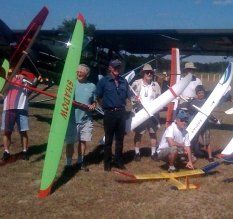 Sailplane contest edited
