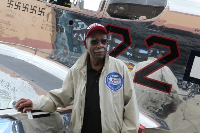 Daniel Keel Tuskegee Airman Dec 2011