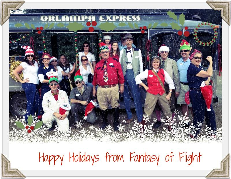 Happy Holidays 2012 crew