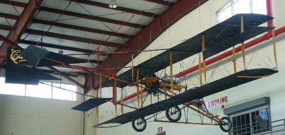 A Pickled Airplane: The Curtiss Pusher