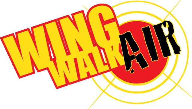 wing walk air logo