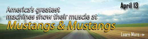 Mustangs 2013 banner
