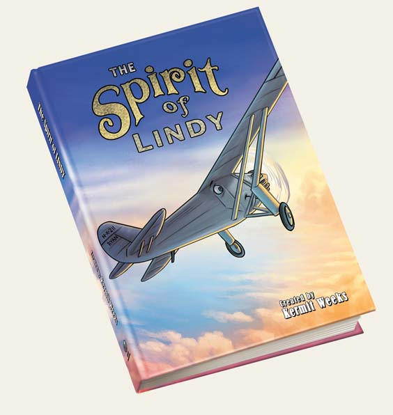Spirit of Lindy book cover