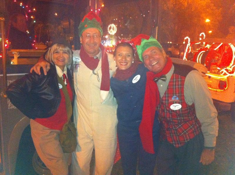 Lakeland Christmas Parade 2011 w characters