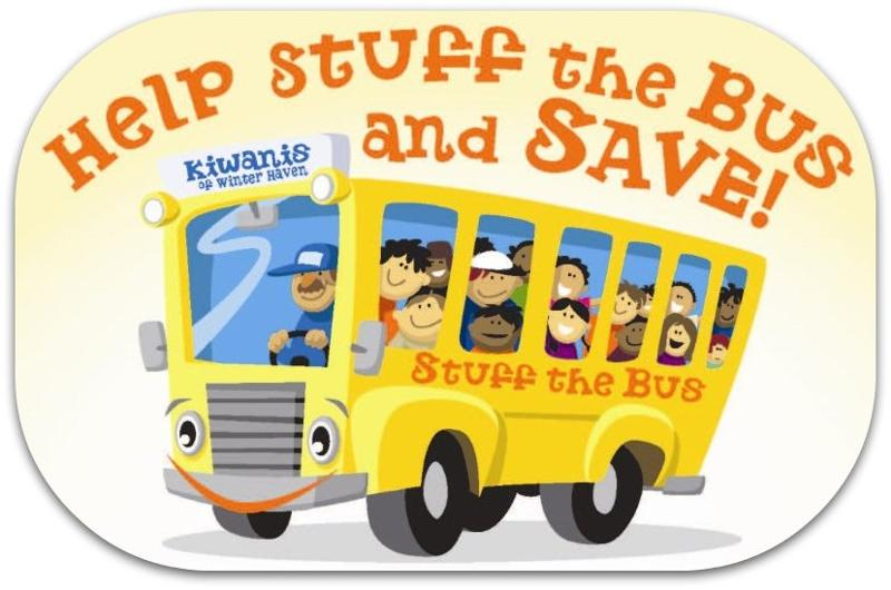 Stuff the Bus image